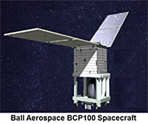 Bell Aerospace BCP 100 Spacecraft