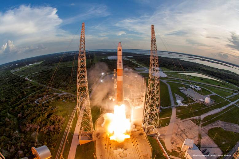 ULA AFSPC-4 Mission