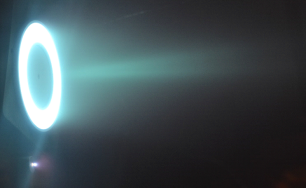 European Space Propulsion successfully completed testing of a five-kilowatt Hall Thruster with a Power Processing Unit supplied by Thales Alenia Space Belgium.