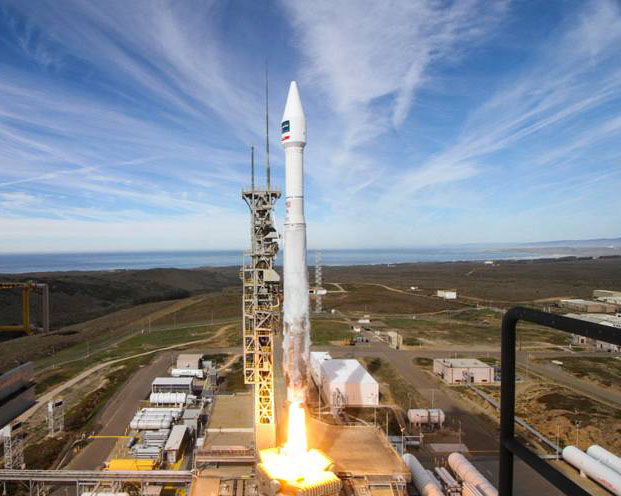Aerojet Rocketdyne Supports Launch of WorldView-4 Commercial Earth Observation Satellite. Credit: United Launch Alliance