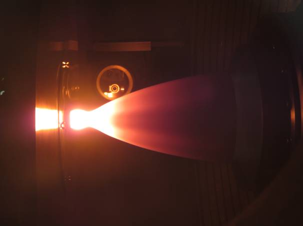 Auxiliary Engine for Orion's European Service Module Demonstrates Long Duration Firing in Ground Acceptance Test