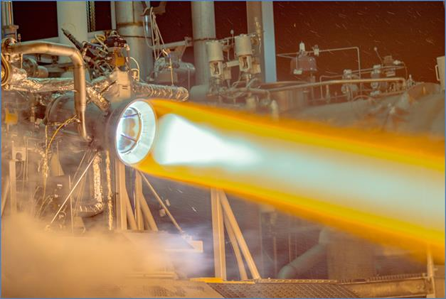 Aerojet Rocketdyne recently completed successful hot-fire testing of a full-scale, additively manufactured thrust chamber assembly for the RL10 rocket engine at its West Palm Beach, Florida facility