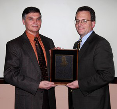 Aerojet Recognizes Local Engineer for Technical Innovation Award