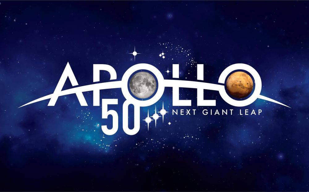 Apollo 11 50th Anniversary Banner-NASA