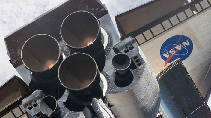 space shuttle srb engines - photo #22