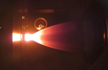 March 01, 2017 - Auxiliary Engine for Orion's European Service Module Demonstrates Long Duration Firing in Ground Acceptance Test