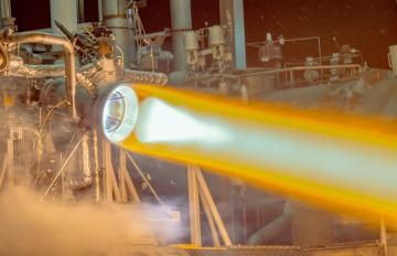 April 03, 2017 - Aerojet Rocketdyne recently completed successful hot-fire testing of a full-scale, additively manufactured thrust chamber assembly for the RL10 rocket engine at its West Palm Beach, Florida facility.