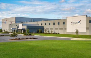 August 2020: Aerojet Rocketdyne's Advanced Manufacturing Facility in Huntsville