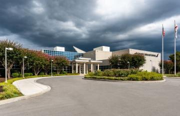 August 2020: Aerojet Rocketdyne's Defense Headquarters in Huntsville