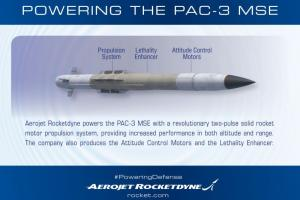 Powering the PAC-3 MSE Infographic