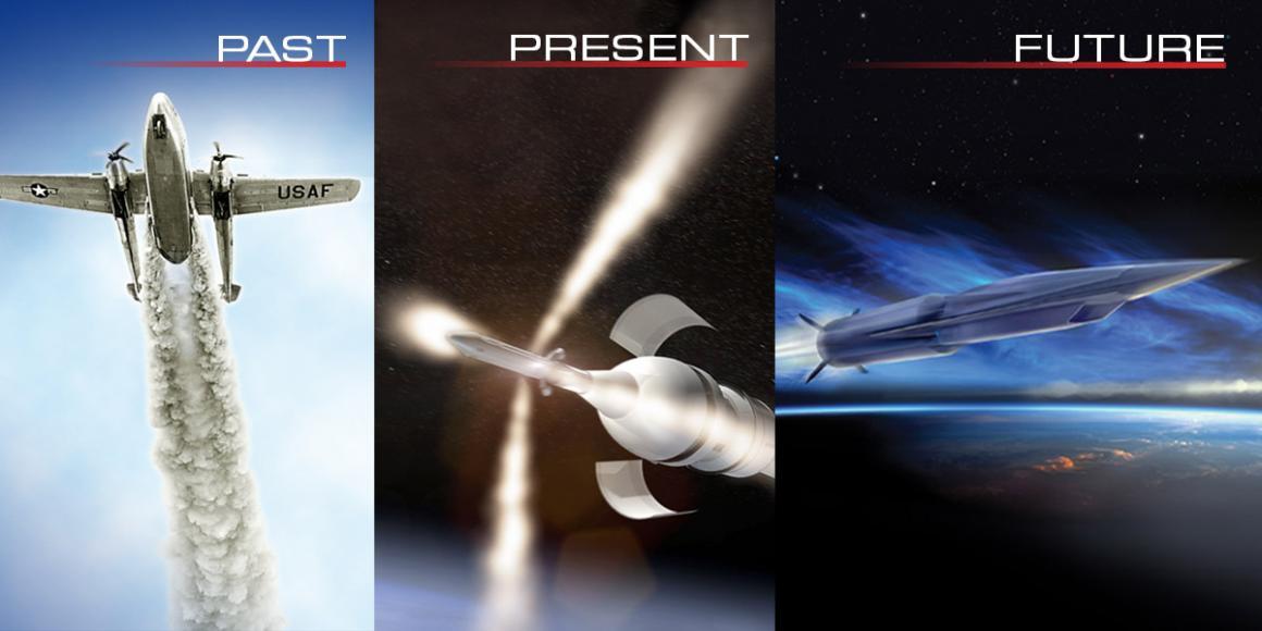 JATO Engine, Orion Jettison Motor, Hypersonic Technology